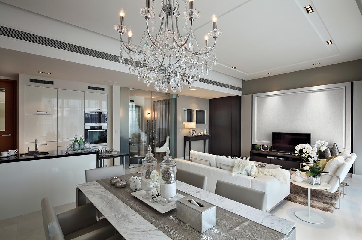 Commercial residential restaurant interior design