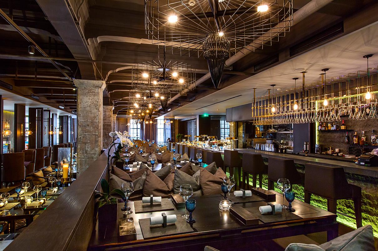 Commercial residential restaurant interior design for Interior design consultancy singapore